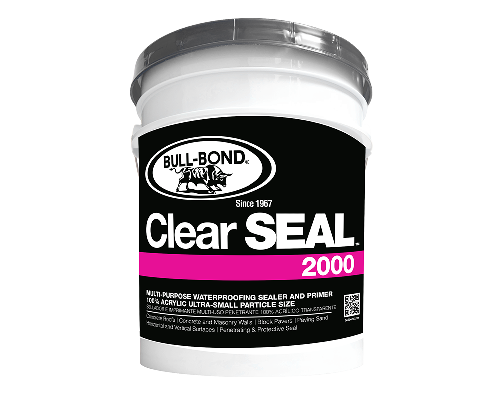 Clear Seal 2000 Bull Bond 174